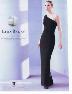 LIDA BADAY FLARE MARCH 1997