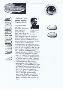 JOEFFER CAOC TEDCITY 2000