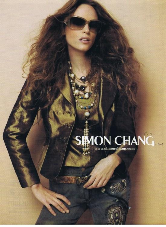 SIMON CHANG FASHION MARCH 2007