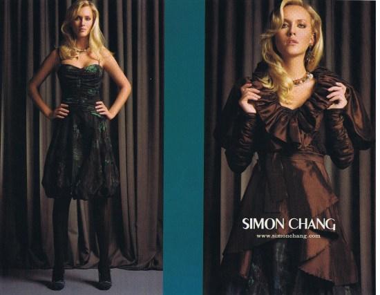 SIMON CHANG FASHION OCTOBER 2006