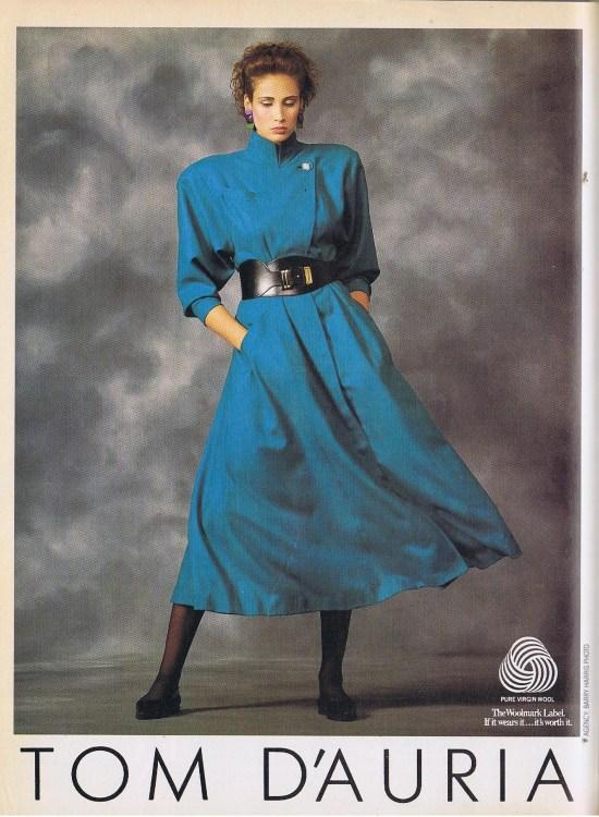 TOM D'AURIA FLARE SEPTEMBER 1986