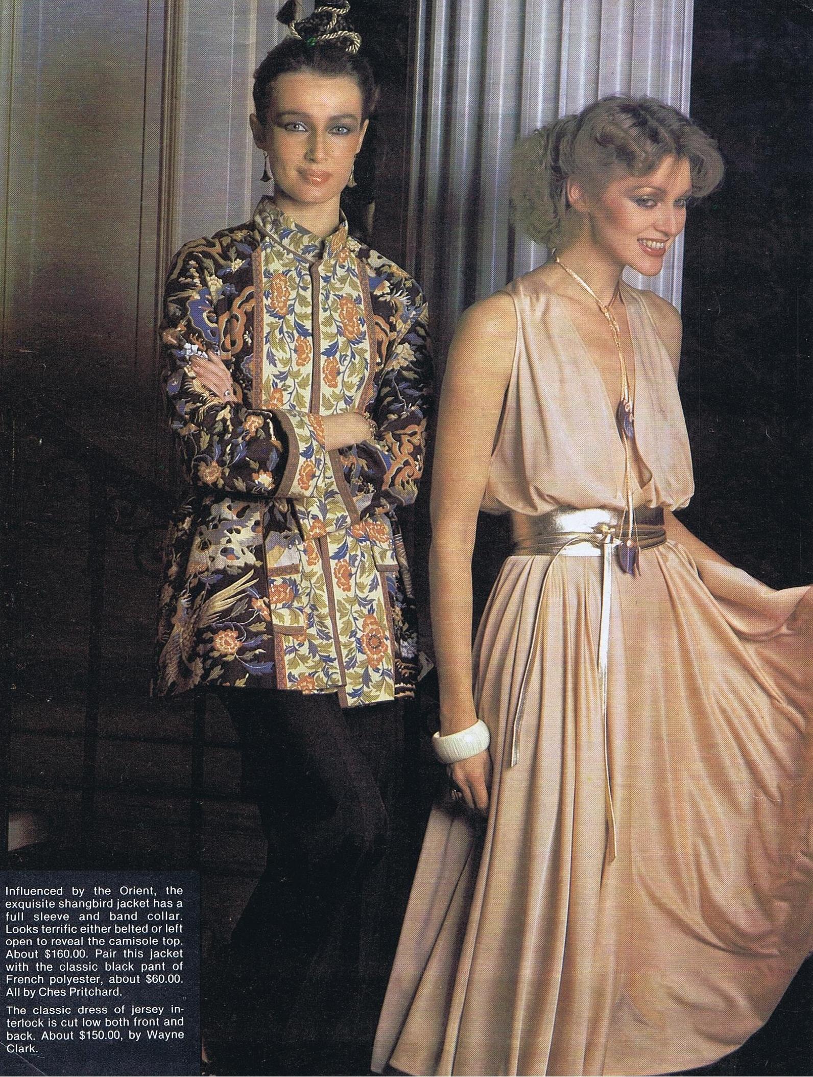 Canada Fashion Magazine: WAYNE CLARK