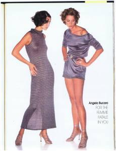 ANGELA BUCARO FLARE 1995