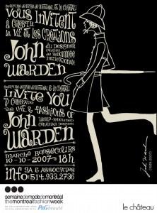 JOHN WARDEN 2007