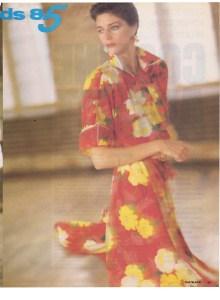 DEBORA KUCHME CHATELAINE MARCH 1985