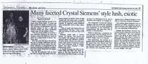 CRYSTAL SIEMENS TO STAR 26 12 1996