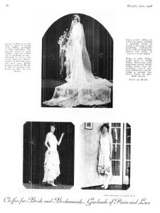 MARTHA MAYFAIR JUNE 1928