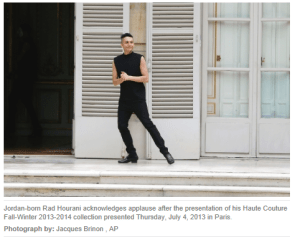 RAD HOURANI  MONTREAL GAZETTE JULY 10, 2013
