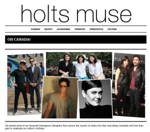 holts headline