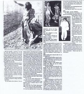 LINDA LUNDSTROM SCANDINAVIAN FORUM AUGUST 1989