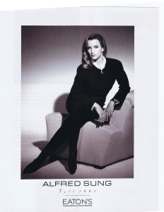 ALFRED SUNG FLARE SEPTEMBER 1991