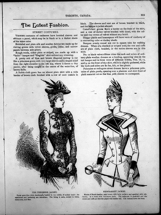 CANADIAN QUEEN DECEMBER 1890