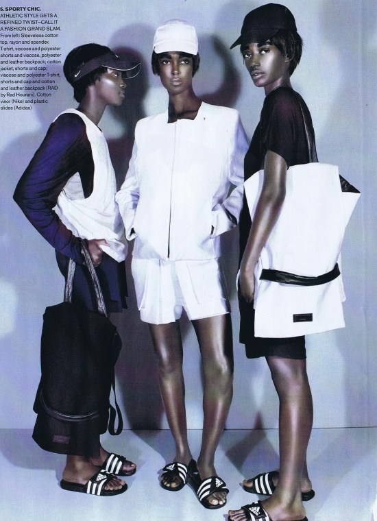 RAD HOURANI ELLE MARCH 2014