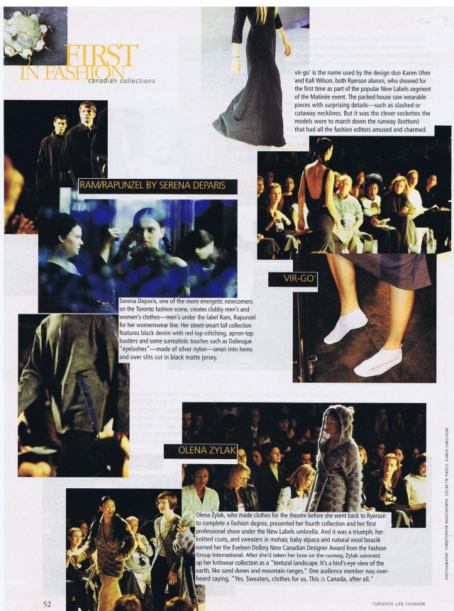 6 OLENA ZYLAK GROUP FASHION MAY 1999 008