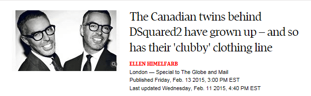 D2 GLOBE AND MAIL FEBRUARY 13 2015 2