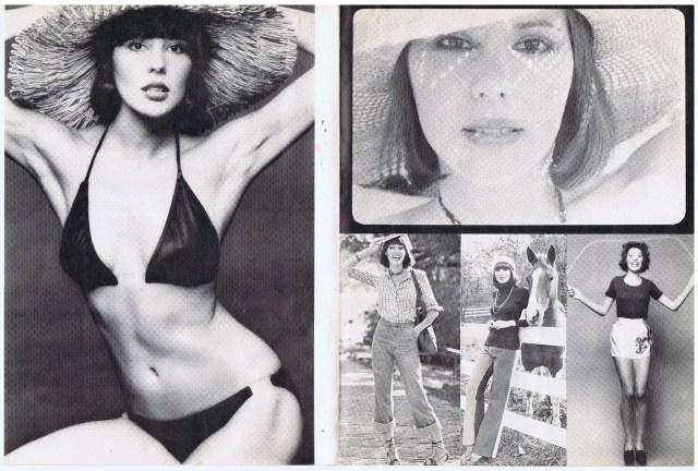 SHERRIDA MARIA HOYT 1983