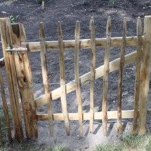 barriere de jardin 4 types populaires