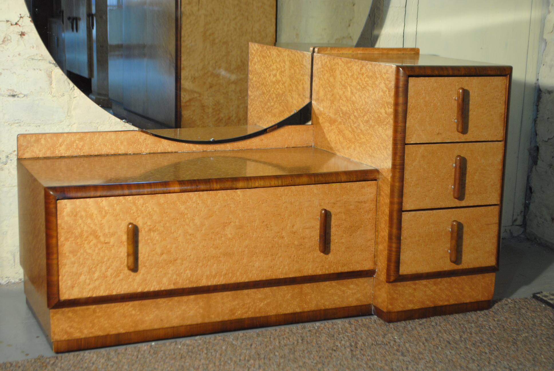 Art Deco Bedroom Suite Cloud 9 Art Deco Furniture Sales