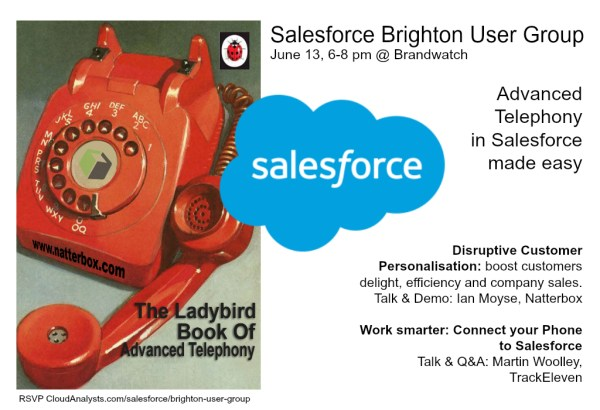 easy Salesforce Telephony integration