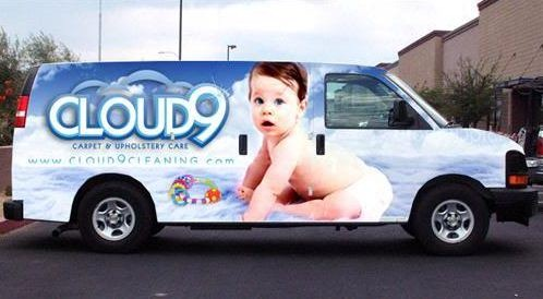 cloud van