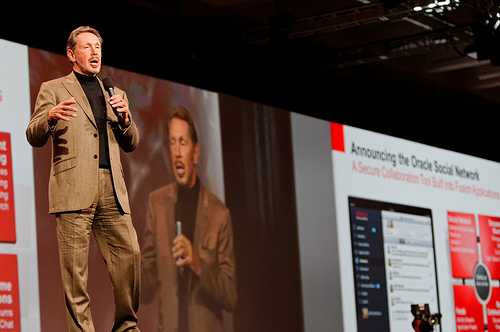 Larry Ellison by Oracle_Photos_Screenshots, on Flickr
