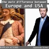 The cultural divide on data protection - USA vs EU
