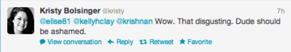 Kristy Tweet