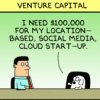Dilbert Reveals the Secret of Getting Funded