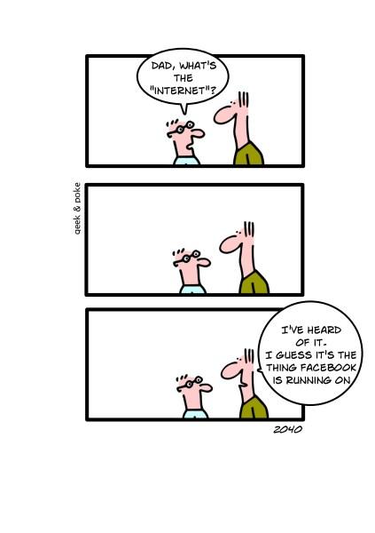 geek poke internet
