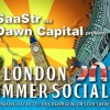 Come to the First London SaaStr Summer Social!  Wed Aug 5th.  Yeah Baby!