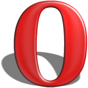 Yes, I know Opera has a new logo, but I still prefer the old one :-)