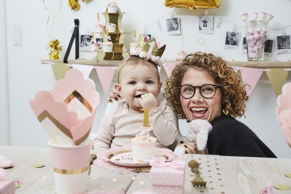 Cloud Celebration Børnefødselsdag Planlægning