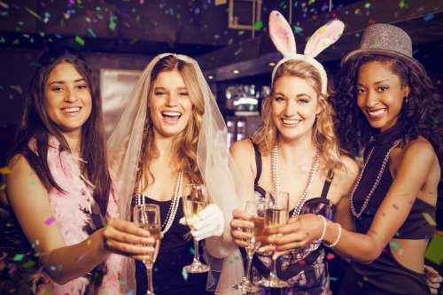 Bachelorette party.