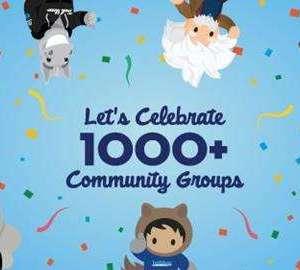1000 Salesforce Community Groups