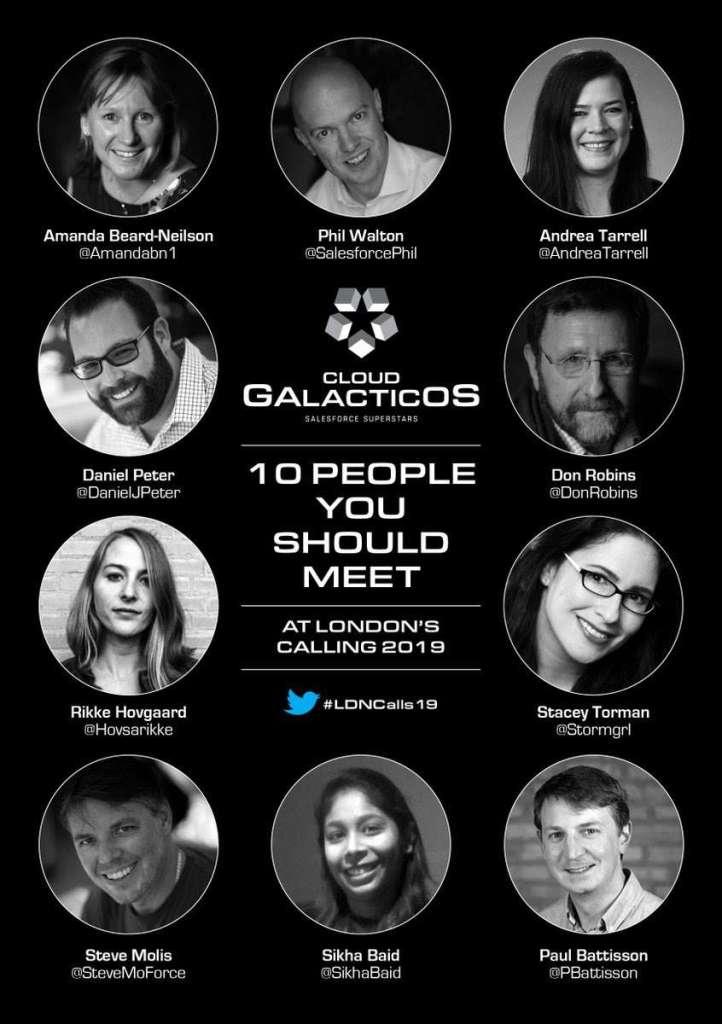 10 People to Meet at Londons Calling