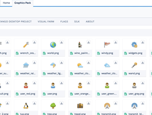 Salesforce Graphics Pack