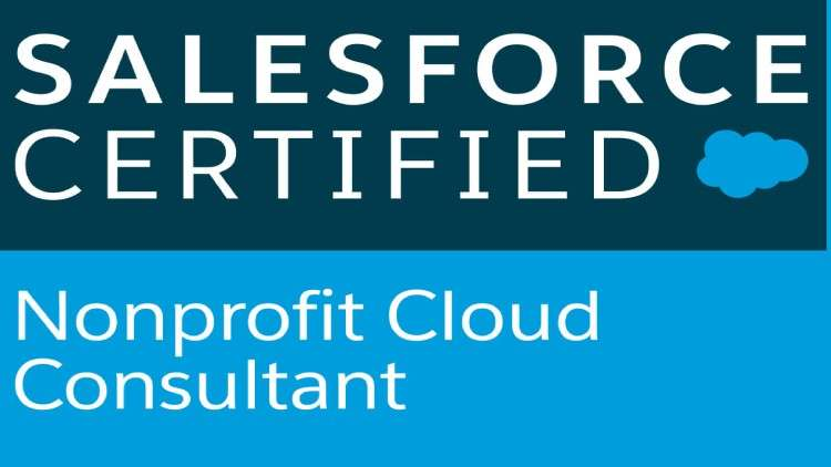 Two Team Members Become Salesforce Certified Nonprofit Cloud Consultants