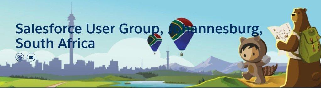 Salesforce Johannesburg User Group