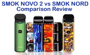 smoke novo 2 vs smok nord comparison Review Featured Image