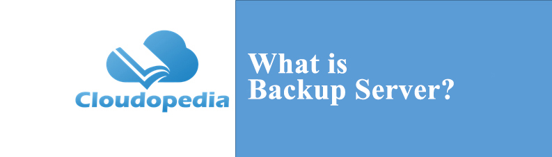 Definition of Backup Server