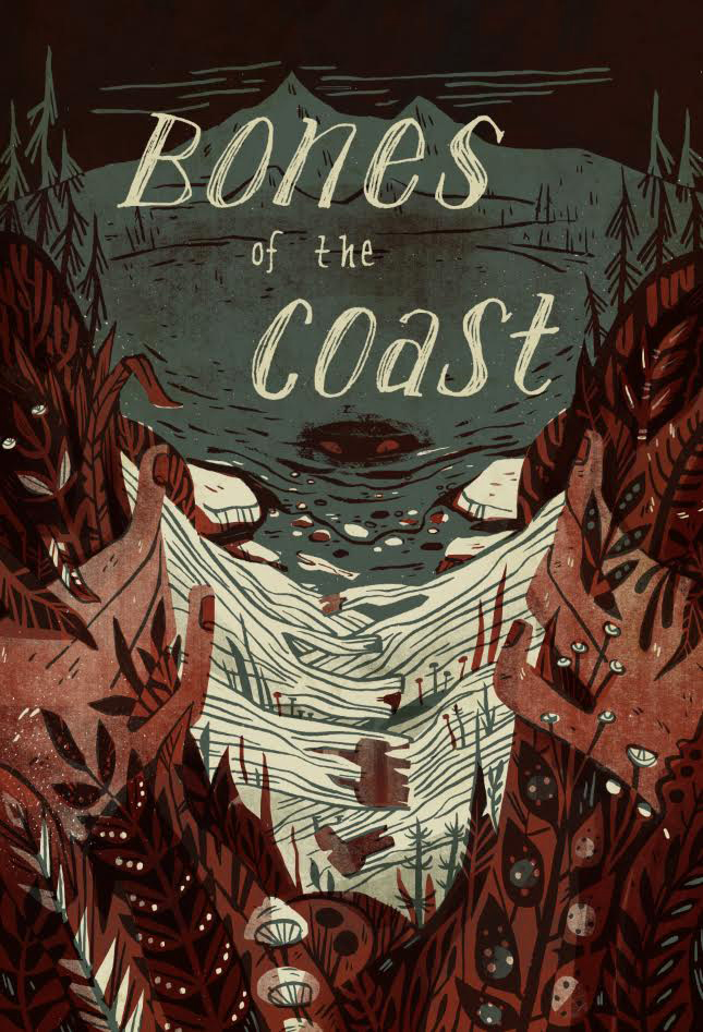 Image result for bones of the coast comic collection cover