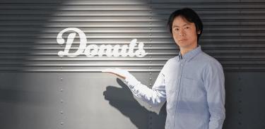株式会社Donuts様