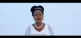 VIDEO - Sayuni Mrita ft Peter Mshana - Unfailing Love  Mp4 Download