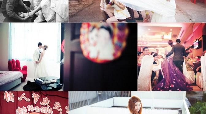 【2014婚摄】优惠开始了 7月份,8月份,9月份!