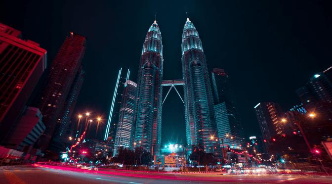 2020吉隆坡最夯拍照打卡景点! Kuala Lumpur, Saloma link