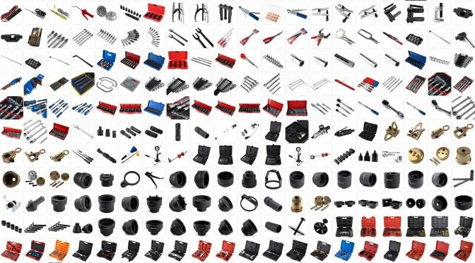KL吉隆坡大型齊全的修車工具商.產品攝影: 全系列五金修車工具