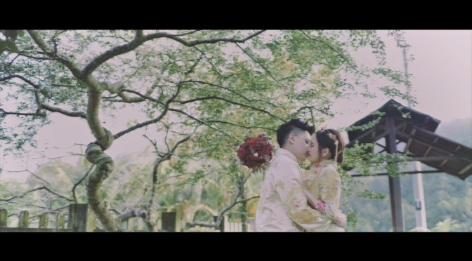 CM & ELLEANE vintage WEDDING 2020/9/26