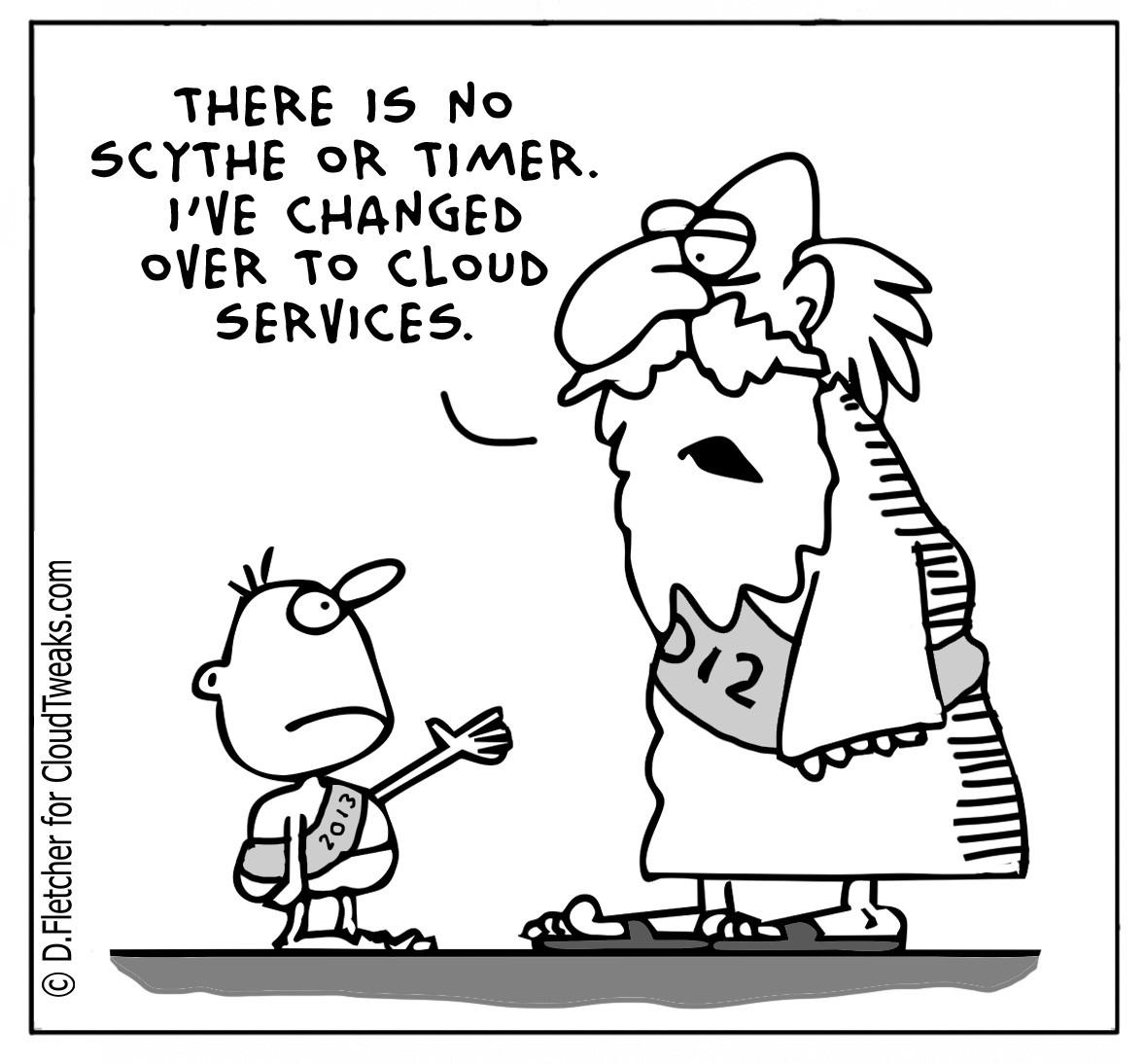 Security World Cloudtweaks Daily Newsletter