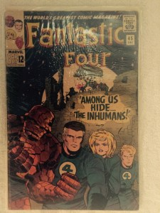 #45 - Among Us Hide The Inhumans