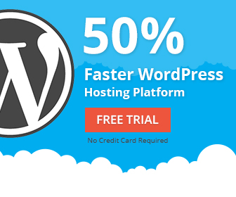 Faster WordPress Hosting